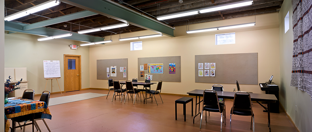 James Reeb Unitarian Universalist Congregation's Multipurpose Room