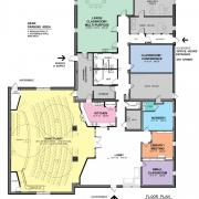 James Reeb Unitarian Universalist Congregation's Floor Plan