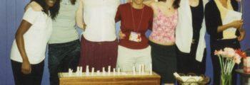 Rev. Shana Goodwin August 2001 – May 2003