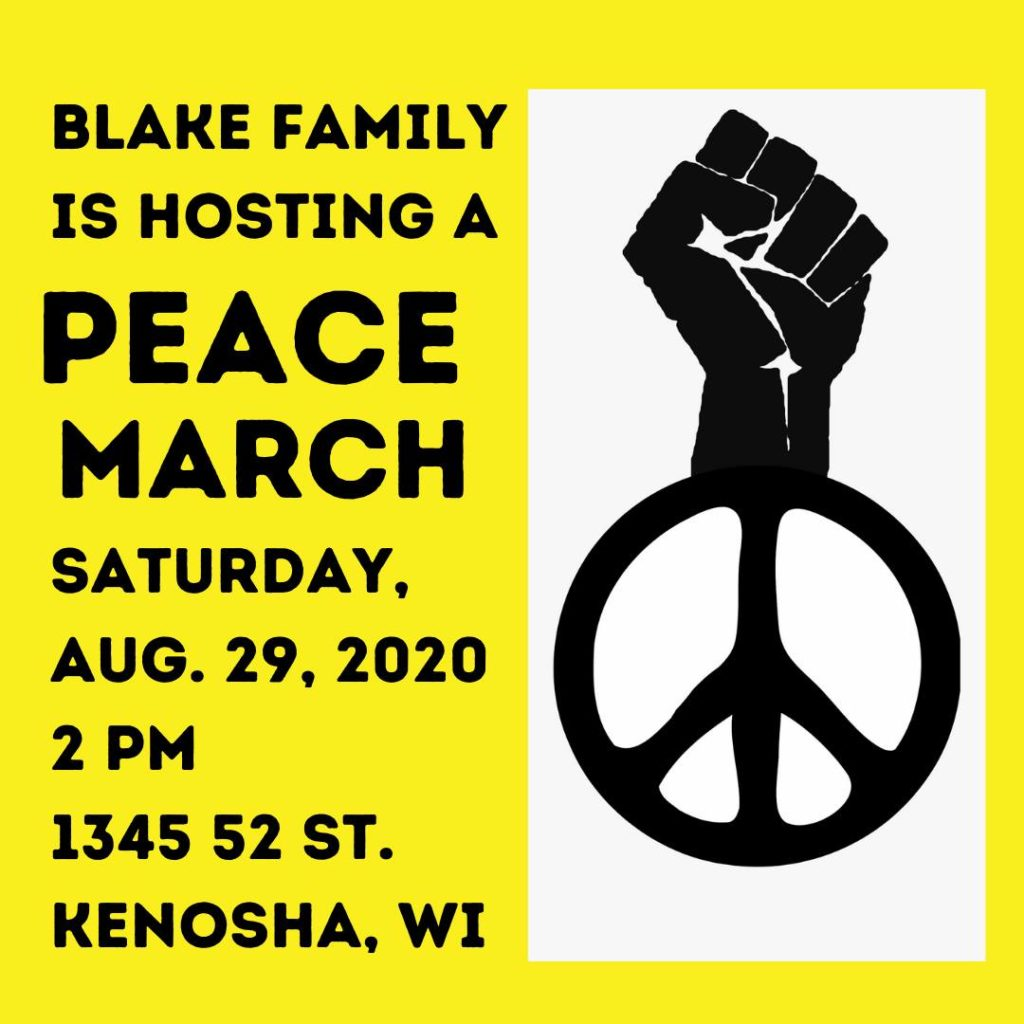 Peace March 8-29-2020
